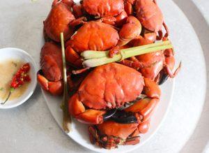 Cua đá – đặc sản khó cưỡng xứ biển Quỳnh Lưu