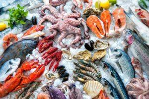 Ăn cá và hải sản giúp cải thiện đời sống tình dục