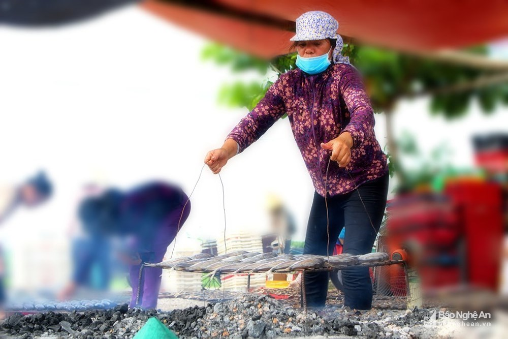 ngư dân biển Quỳnh