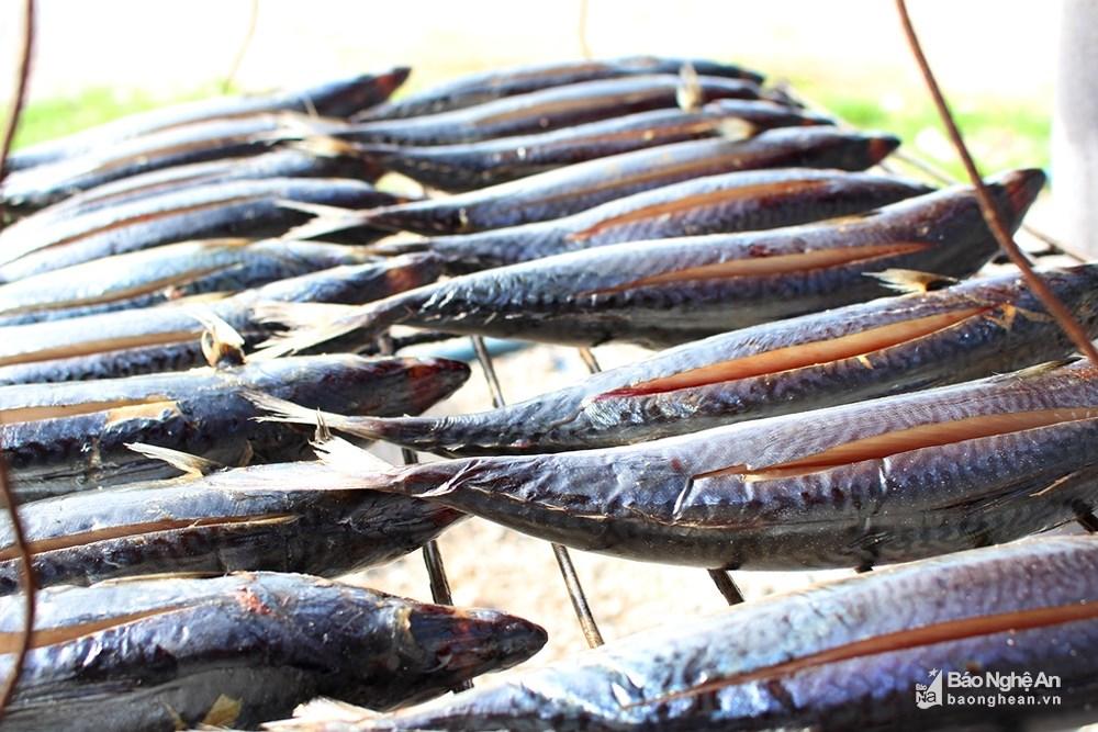 sơ chế cá nướng
